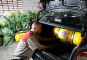 GNV imbatível para quem roda muito | Foto: Raul Spinassé | Ag. A TARDE