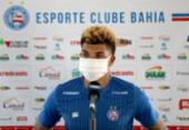 Juninho acredita em retorno melhor do Bahia após período sem jogos | Foto: Felipe Oliveira | E.C.Bahia