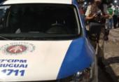 Culto evangélico irregular é encerrado pela polícia em Massaranduba | Foto: Divulgação | SSP