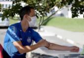 Bahia realiza nova bateria de exames com jogadores e comissão técnica | Foto: Felipe Oliveira | EC Bahia