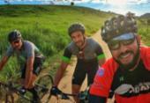 Fred percorre 600 km de bicicleta para se juntar ao Fluminense | Foto: Reprodução | Instagram