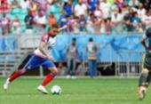 De saída? Bahia recebe proposta de clube árabe por Gregore | Foto: Felipe Oliveira | E.C.Bahia