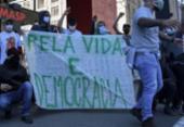 Duas manifestações pró-democracia estão marcadas para domingo em Salvador | Foto: afp