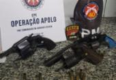 Suspeitos de tráfico e roubos são mortos após confronto com a PM | Foto: Divulgação | SSP
