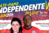 Live da Independente Tricolor discute o espaço da mulher no futebol | Foto: Reprodução