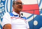 Ídolo do Bahia, Sapatão morre após contrair o novo coronavírus | Foto: Reprodução