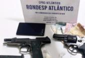 Dois homens morrem após confronto com a polícia em Itapuã | Foto:
