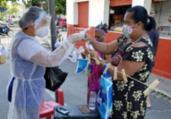 'Varal Solidário' auxilia população de Ipiaú | Divulgação