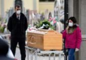 Pandemia causa quase 400 mil mortes em todo o mundo | AFP|
