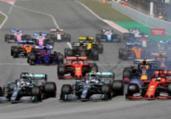 Fórmula 1 apresenta calendário com 8 corridas em 2020 | Lluis Gene | AFP