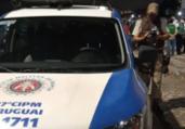 Polícia encerra culto evangélico irregular em Salvador | Divulgação | SSP