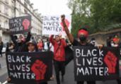 """Buscas por """"protestos"""" ultrapassam por """"coronavírus""""   Reprodução"""