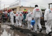 Ministro anuncia nova epidemia de ebola no Congo   Samir Tounsi   AFP