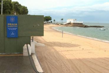 Levantamento aponta reforço do isolamento na Bahia | Arte: Ag. A TARDE