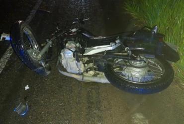 Motociclista morre após ser atropelado na BR-330