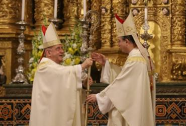 Posse de Dom Sérgio da Rocha como Arcebispo de Salvador e Primaz do Brasil |