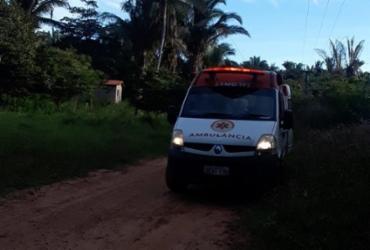 Após tentativa de assassinato, homem tem mão decepada em Itabela