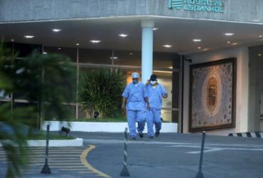 Hospital na Barra foi preparado pelo governo da Bahia para receber pacientes infectados pelo novo coronavírus | Foto: Felipe Iruatã | Ag. A TARDE - Felipe Iruatã | Ag. A TARDE