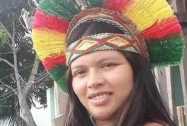 Índia Pataxó é assassinada a tiros pelo companheiro na Bahia | Reprodução | Teixeira Hoje