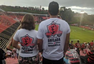 Torcidas organizadas de times da Bahia se mobilizam em defesa da democracia | Divulgação