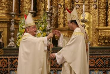 Cardeal Sérgio da Rocha toma posse como Arcebispo de Salvador e Primaz do Brasil | Uendel Galter | Ag. A Tarde
