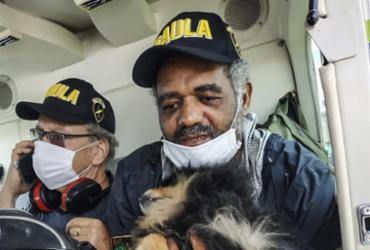 Exército resgata brasileiro e suíço sequestrados na Colômbia | Colombian National Army | AFP