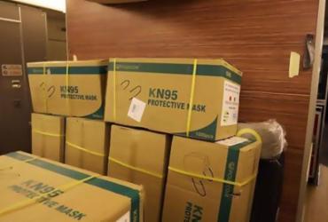 União comprou R$ 1,907 bi em insumos de combate ao coronavírus | Edvaldo Reis | Prefeitura do Rio