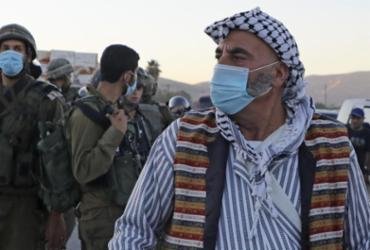 Comunidade internacional rejeita projeto israelense para anexar Cisjordânia | Jaafar Ashtiyeh | AFP