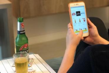 Zé Delivery, maior app de entrega de bebidas geladas do Brasil, chega em Salvador   Divulgação