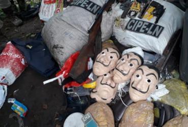 Suspeitos de tráfico morrem e policial é baleado em operação