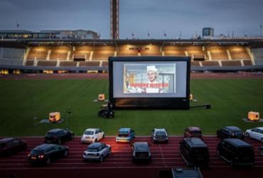 Alternativa em meio à pandemia, Salvador terá cinema drive-in no Centro de Convenções | Remko de Waal | ANP | AFP