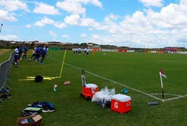 Preparador e médico do Bahia estudam estratégias para retorno aos gramados | Felipe Oliveira | EC Bahia