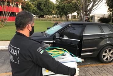 Empresários investigados por fraudes na venda de respiradores depõem em Salvador | Divulgação | Polícia Civil do DF