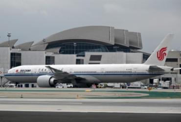 EUA suspenderá voos de companhias chinesas a partir de 16 de junho | Daniel Slim | AFP