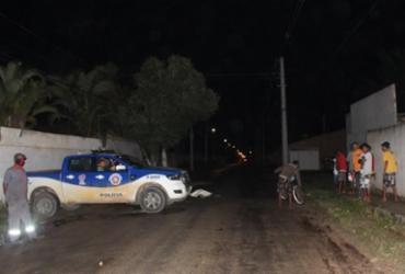Motorista foge após atropelar e matar pedestre em Eunápolis