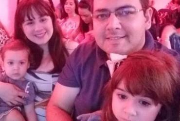 Família baiana relata drama de conviver com o novo coronavírus | Reprodução | Arquivo Pessoal