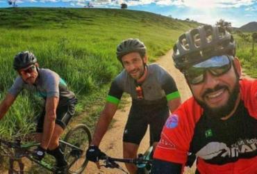 Fred percorre 600 km de bicicleta para se juntar ao Fluminense | Reprodução | Instagram