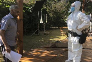 Gilberto Gil grava especial para TV Pública da França |