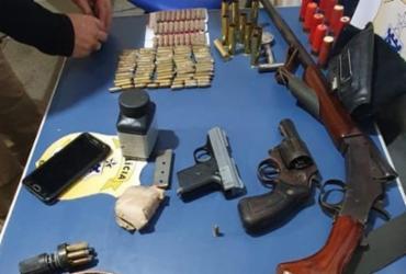 Suspeito de homicídio é preso no município de Paulo Afonso