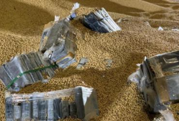 Operação termina com apreensão de 2 toneladas de cocaína que iriam para Holanda