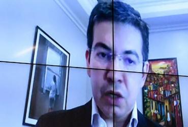 CPI da Covid pode funcionar de forma semipresencial, defende Randolfe Rodrigues | Divulgação | Agência Senado