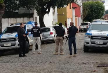 Polícia Civil deflagra operação que apura desvios na Câmara de Vereadores de Ipiaú