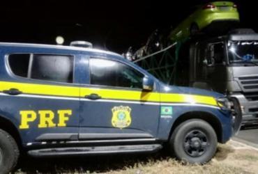 Foragido da Justiça goiana é preso pela PRF em Juazeiro