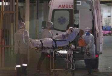 Brasil bate novo recorde de mortes por covid-19 em 24h e ultrapassa a Itália | Reprodução