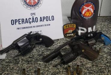 Suspeitos de tráfico e roubos são mortos após confronto com a PM | Divulgação | SSP