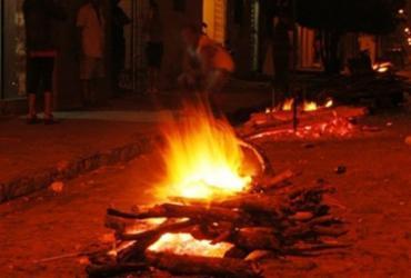MP recomenda proibição de fogueira e fogos de artifício em Santo Antônio de Jesus