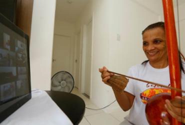 A luta pelo reconhecimento e igualdade dentro e fora nas rodas de capoeira | Rafael Martins | Ag. A TARDE