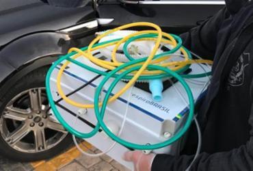 Valor pago por Consórcio Nordeste seria usado para produzir respiradores irregulares | Divulgação | Polícia Civil DF