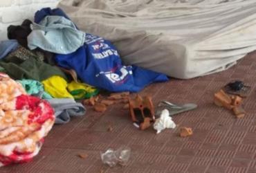 Homem é morto enquanto dormia em calçada na cidade de Jequié