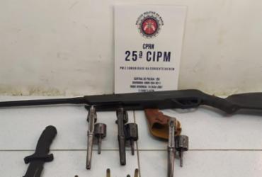 Foragido por homicídio em Pernambuco é encontrado no interior da Bahia